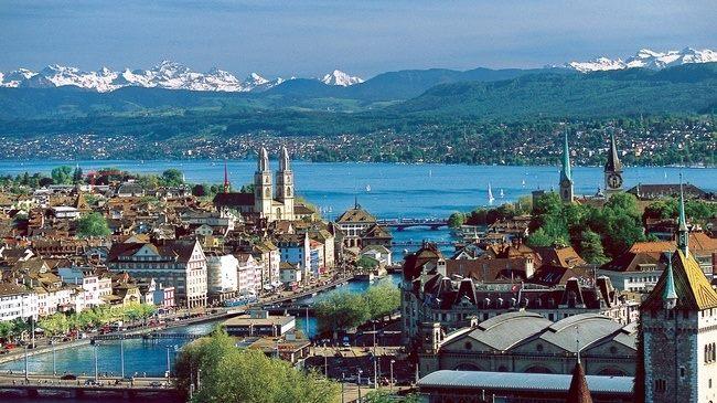 Zürich - Berufliche Neuorientierung