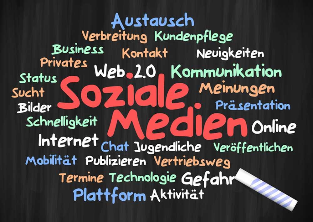 Effektive Nutzung der sozialen Medien für die Jobsuche