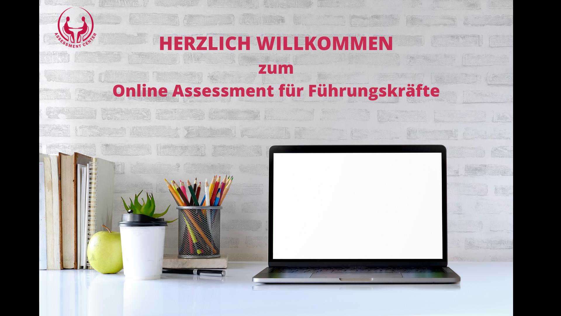 Online Assessment für Führungskräfte