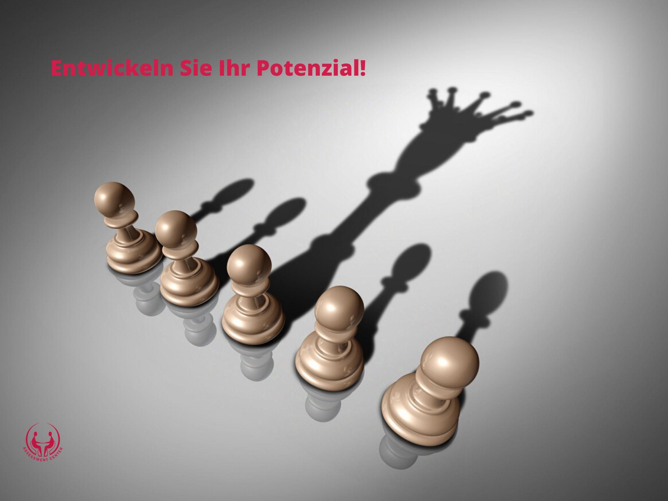 Entwickeln Sie Ihr Potenzial