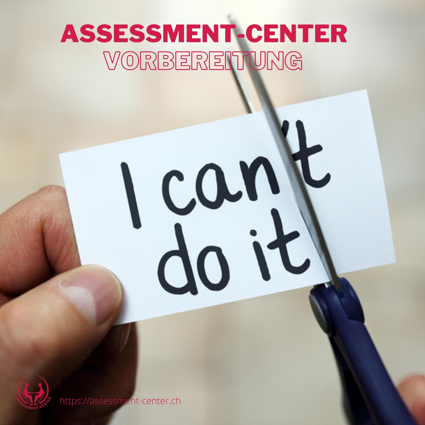 Assessment-Center Vorbereitung
